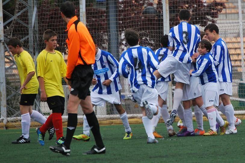 La Escuela de fútbol infantil de Herencia subcampeona provincial 2