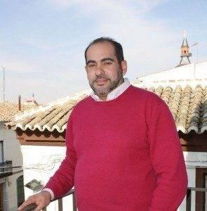 Jesús Fernández Almoguera, alcalde de Herencia