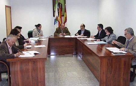 junta directiva promancha - Promancha trabaja por hacer realidad el proyecto Caminos Naturales