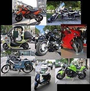 motos baratas - Concentración motera en Herencia