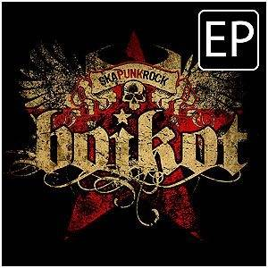 portada EP BOIKOT - Antonio Sarmiento (Yeska) compone la letra de una de las canciones del nuevo disco de Boikot