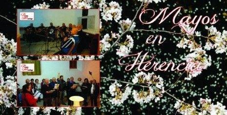 """portadalibreto mayos herencia 465x236 - Presentación del disco """"Mayos en Herencia"""""""