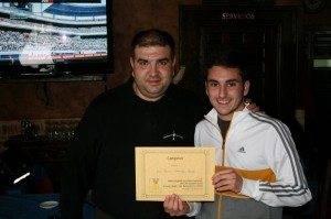Campeonato de PES3 1 300x199 - José Romero se alzó con el Campeonato de PES 2012