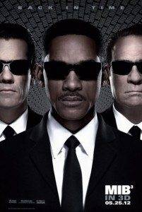 Hombres de negro 3 Men in Black 3D