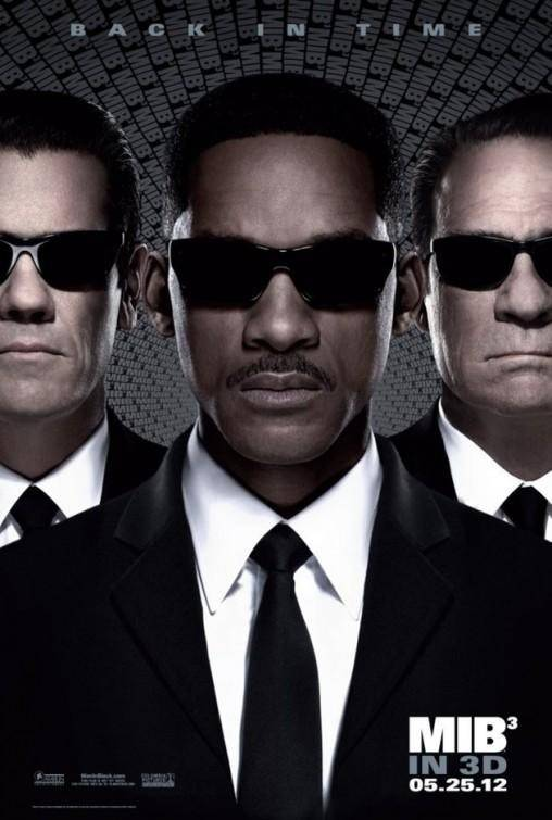 Hombres de negro 3 Men in Black 3D 287523233 large - Cartelera Cinemancha del 25 al 31 de mayo.
