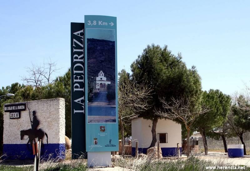 Panel turístico-informativo de La Pedriza