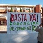 Huelga en los Centros Educativos de Herencia 6