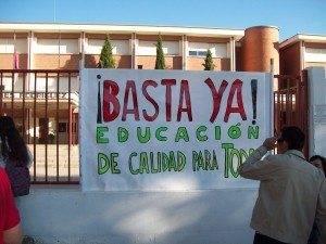 huelga educacion en herencia-102_4372