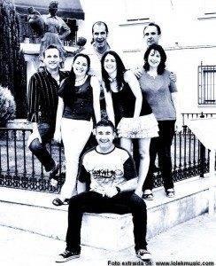 Concierto benéfico de Cis Adar en Villarrobledo 1