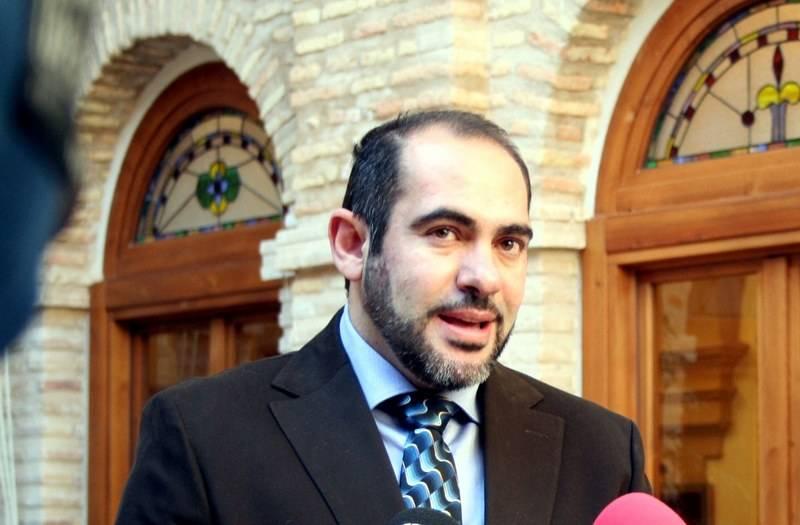 Herencia alcalde foto nueva bb - Jesús Fernández Almoguera hace balance del primer año de legislatura