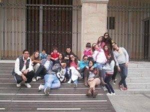 Jovenes cristianos de Herencia 300x225 - Convivencia final de curso del Arciprestazgo Mancha Norte