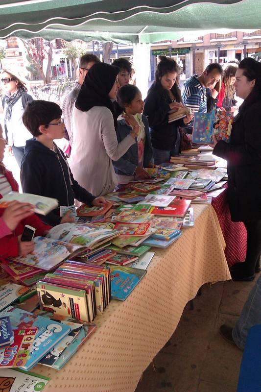 Mercadillo del Trueque - Siguiendo el camino de los libros solidarios