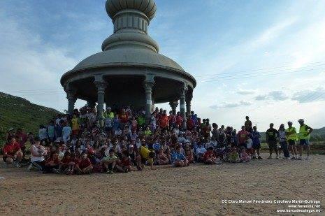 V Marcha en Bicicleta por la Participación contra el Cáncer de Herencia