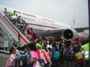 aeropuerto 300x225 - Motilla del Palancar toma el relevo de Herencia como Centro de Recepción de Vacaciones en Paz