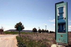 herencia camino a La Pedriza 300x200 - Acondicionados más de 10 km de caminos en Herencia