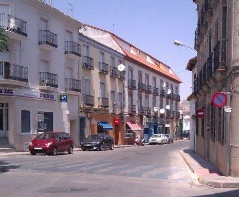 Calle Mesones de Herencia