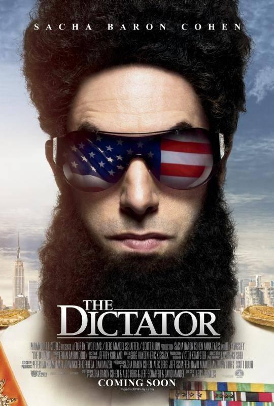 El dictador 138905408 large - Cartelera del viernes 13 al jueves 19 de julio