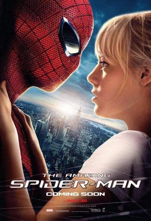 The Amazing Spider Man 258184068 large - Cartelera Cinemancha. Del viernes 6 a jueves 12 de julio