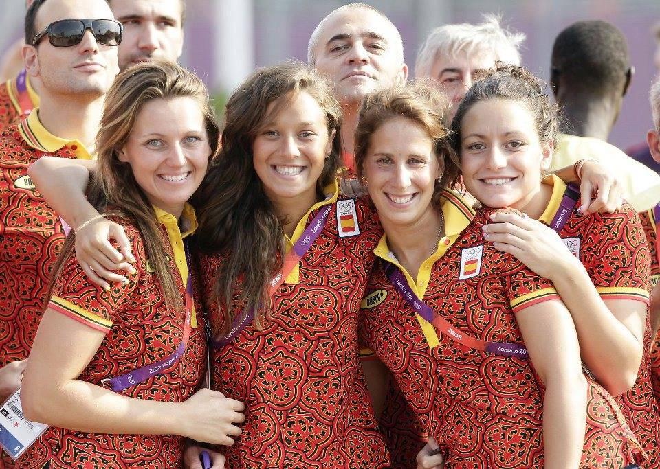 equipo olimpico espana en londres 2012 - Patricia Castro Ortega nos representará en las Olimpiadas de Londres 2012