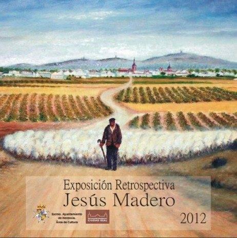 herencia jesus madero portada del catalogo 462x465 - Herencia rinde homenaje a su gran artista Jesús Madero