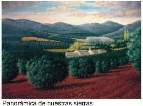 Paisaje de Jesús Madero