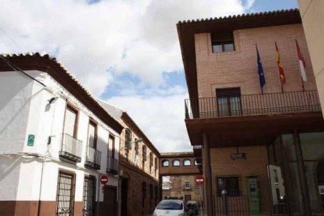 Ayuntamiento b 465x310 - Resumen del último pleno municipal de Herencia
