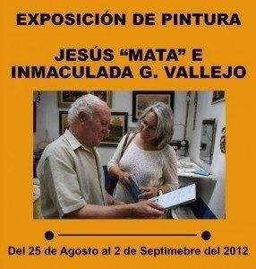"""Exposici%C3%B3n de pintura de Jes%C3%BAs Mata e Inmaculada G Vallejo 286x300 - Exposición de pintura de Jesus """"Mata"""" e Inmaculada G. Vallejo"""
