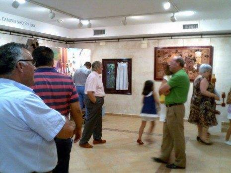 Herencia exposicion Jesus Madero 1 465x348 - Inaugurada la restrospectiva en honor al artista Jesús Madero