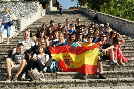 Viaje de jóvenes de la parroquia a Eslovenia