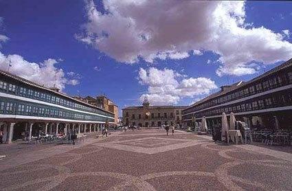 almagro plaza mayor - Cirs Adar dará un concierto en las ferias y fiestas de Almagro
