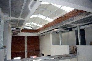 obras en la escuela de musica 300x200 - Reanudadas las obras de la nueva Escuela de Música y Danza