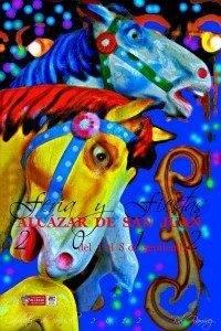 Cartel Ferias Alcazar de San Juan 2012