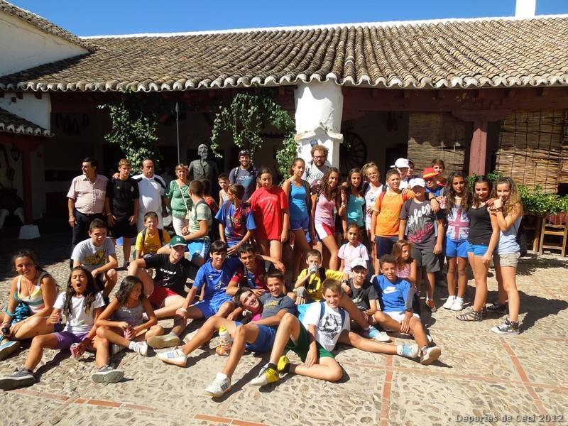 """Deportes de Ceci 2012 4 - Abierto el plazo de inscripción para los """"Deportes Ceci 2013"""""""