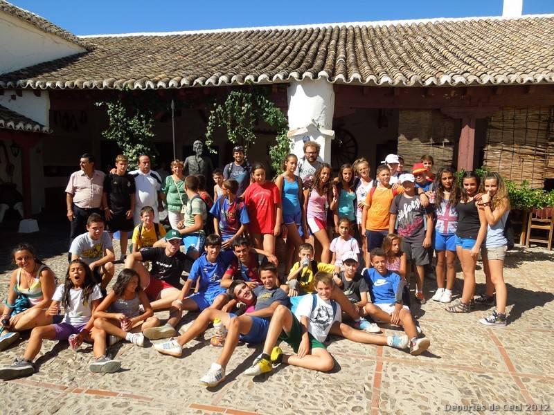 Deportes de Ceci 2012