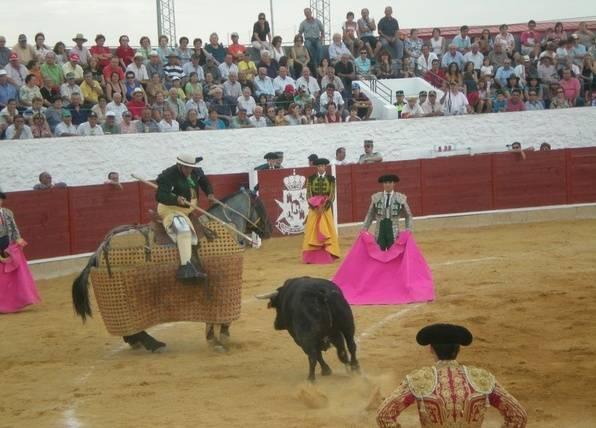 Festejo taurino en la localidad de Herencia (Ciudad Real).Mari Carmen Ramírez