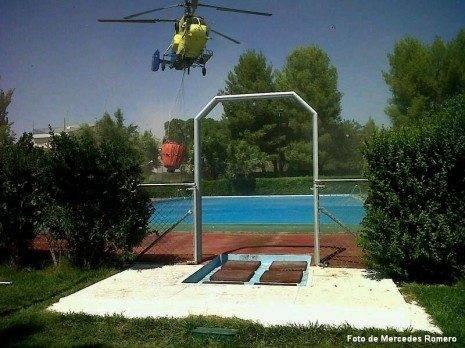 IMG 20120906 WA0009 465x348 - Controlado el incendio declarado en la sierra de Herencia