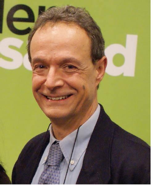 José María Moraleda Jiménez - José María Moraleda Jiménez, pregonero de las Ferias y Fiestas 2012