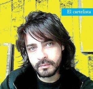Jose Raul Ramírez cartelista ferias y fiestas 2012 Alcazar de San Juan