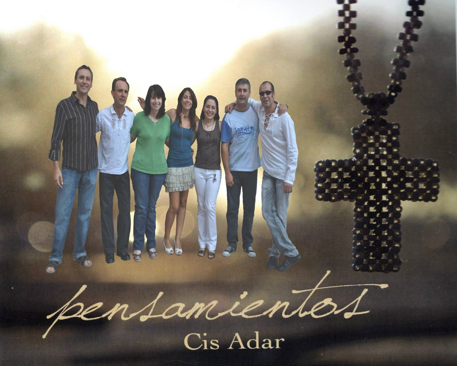 cis adar pensamientos - Cis Adar presenta su disco en el teatro Cervantes de Campo de Criptana