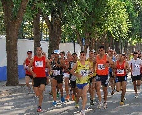 "herencia carrera popular - Más de 200 corredores en la Carrera Popular ""Villa de Herencia"""