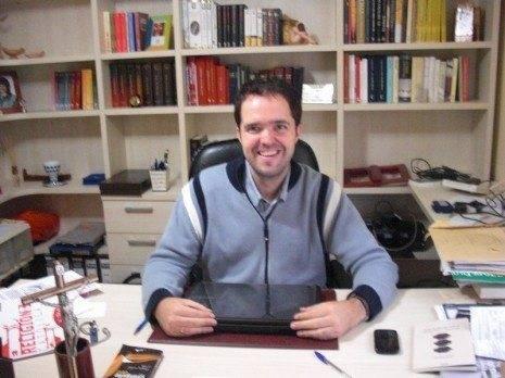 %C3%93scar Casas 465x348 - Entrevista a Óscar Casas, nuevo vicario parroquial de Herencia