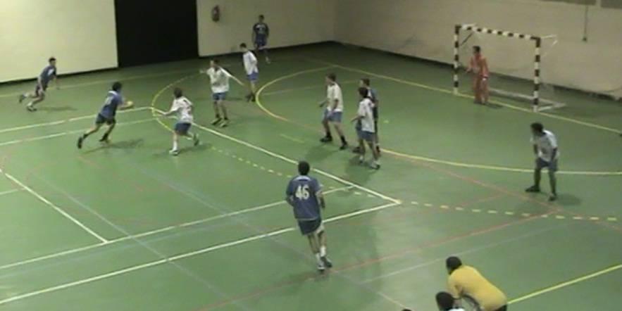 Balonmano juvenil Villafranca