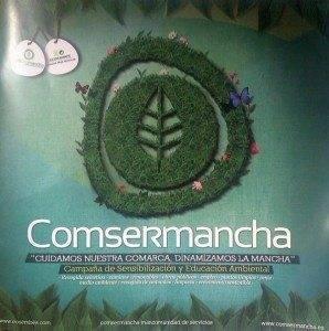 Campa%C3%B1a de Sensibilizaci%C3%B3n Ambiental de Comsermancha 298x300 - Comsermancha inicia una campaña de Sensibilización y Educación Ambiental en Herencia