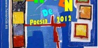 cartel certamen poesia Herencia