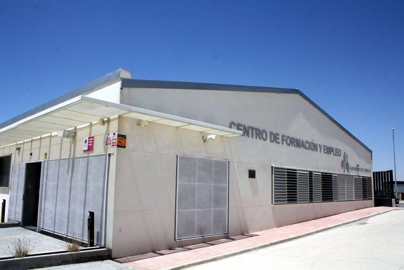 herencia centro formacion y empleo - Abierta la convocatoria para contratar a 34 desempleados en Herencia