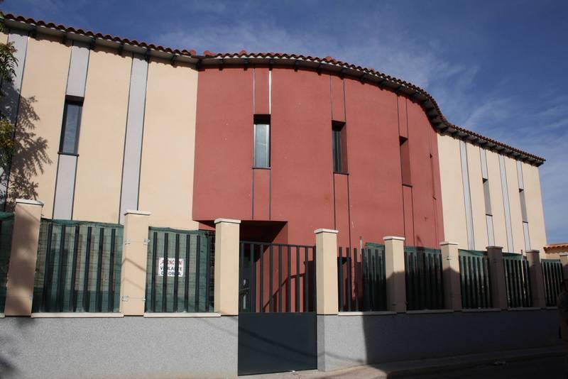 herencia escuela musica fachada 2 - Escuela de Danza y Música y nueva calle Talabarteros