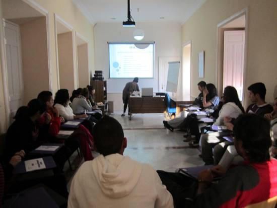 herencia taller - Iniciado el curso de capacitación personal y social del programa PRIS