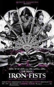 El hombre de los punos de hierro 189x300 - Cartelera Cinemancha del 23 al 29 de noviembre.