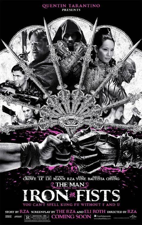 El hombre de los punos de hierro - Cartelera Cinemancha del 23 al 29 de noviembre.
