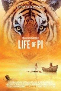 La vida de Pi 202x300 - Cinemancha cartelera del 30 de noviembre al 3 de diciembre.